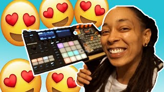 Native Instruments Maschine MK3 Unboxing and First impression