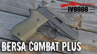Bersa Thunder 380 Combat Plus