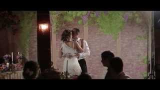 Страстный свадебный танец бачата