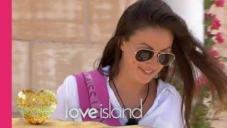 Sophie Leaves The Island   Love Island 2016