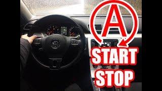 видео Как работает система старт-стоп