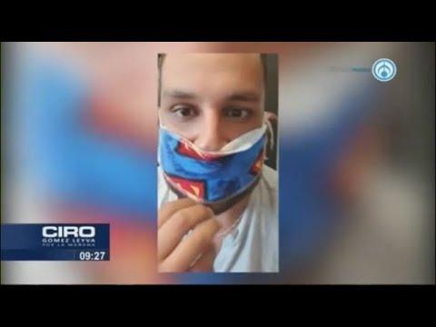 """""""Vecinos generan odio en mi contra por tener coronavirus"""": Rodrigo Fragoso productor de TV"""