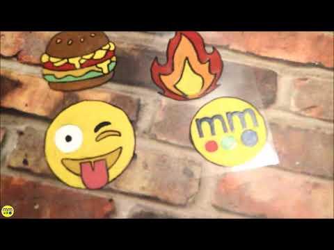 DIY Saturday l Emoji Lapel Pins