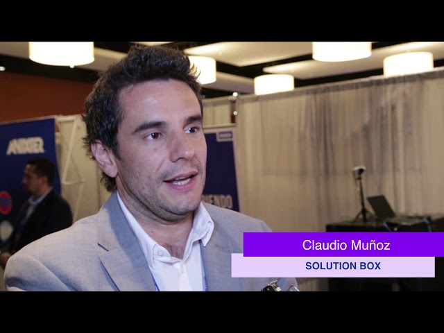 SOLUTION BOX en la Cumbre Gerencial ALAS 2018