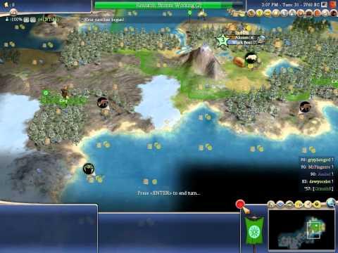 LGWI - Civilization IV Multiplayer Zara 001