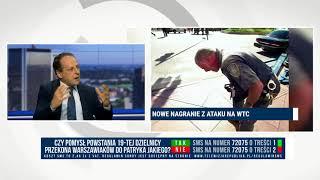 DR ARTUR WRÓBLEWSKI - 11 WRZEŚNIA 2001 BYŁ NAJWIĘKSZYM ATAKIEM TERRORYSTYCZNYM