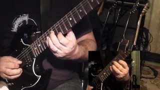 Lick Of the week#003 Paul Gilbert Style in Em