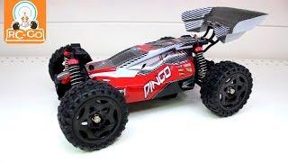 видео Радиоуправляемая машинка Remo Hobby Buggy 1:16 Brushed