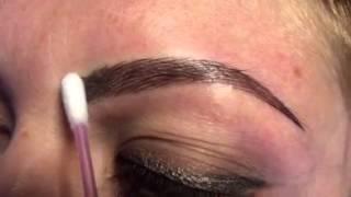 Брови-волосковая техника(, 2015-10-26T21:07:03.000Z)