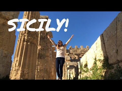 SICILY - EXPLORING the GREEK TEMPLES - 🏛🇮🇹 TRAVEL VLOG