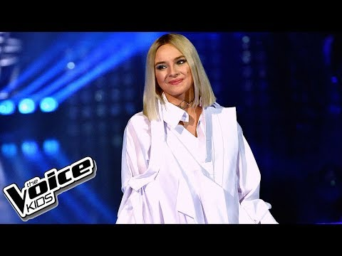 "Natalia Nykiel – ""Pół kroku stąd"" – Finał – The Voice Kids"