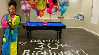 I Forgot It Was Your Birthday Prank On Wife (Happy 30th Birthday Royalty)