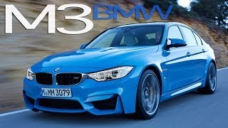 New BMW M3 Track Test Drive ★ LOVELY Sound ★
