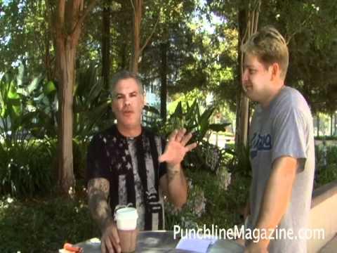 Mike DeStefano interview - Punchline Magazine