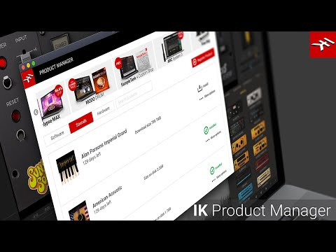 IK Product Manager - Seamlessly manage all your IK products