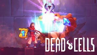 Dead Cells - Damage over Time build/Wolf Trap showcase run (3 boss cells active)