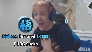 Baixar I Donated $30,000 To My Favorite Twitch Streamer (ninja)