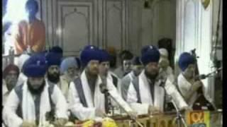 Chardikala Jatha   Live at Harmandir Sahib 1