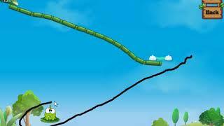 Детская Игра Мультфильм-Напоите Ам Няма водой