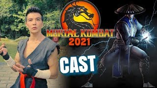 Mortal Kombat Movie Cast & Characters REVEALED