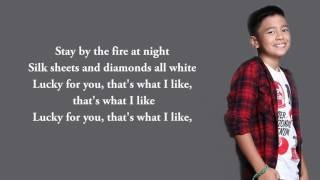 Video Bruno Mars - That's What I Like [Sam Shoaf Cover with Lyrics] download MP3, 3GP, MP4, WEBM, AVI, FLV Januari 2018