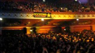 In Flames -  Alias: 03/12/09 Taste of chaos tour 09 London Apollo - ( Dude on stage Recording )
