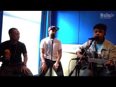 TRISOULS - TERBAWA PERASAAN (live at Delta FM)