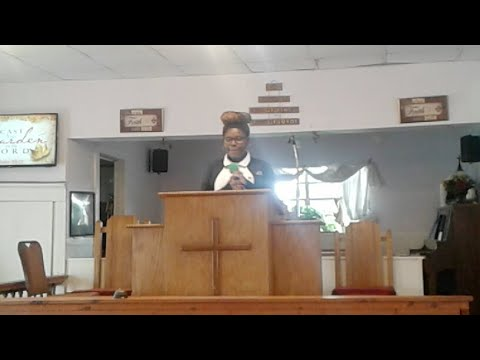Youth Speaker at St. Peter's - Na'Quisha Milton