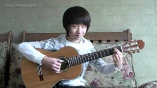 (Sting) Saint_Agnes_and_The_Burning_Train (Classical Ver) - Sungha Jung