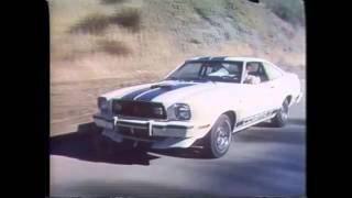 1976 Ford Mustang TV Ad Commercial (3 of 5)