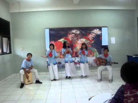 VOCAL GROUP SMPN 99 JAKARTA #JUARA1 @ FLS2N JAKARTA TIMUR 2013
