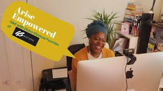 Arise Empowered! Interview with Eloho Efemuai Founder of HeartSong Live