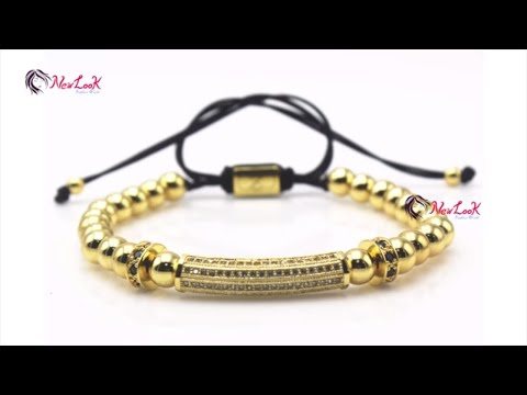 Gold and Silver Bracelets Designs 2018 | Newlook
