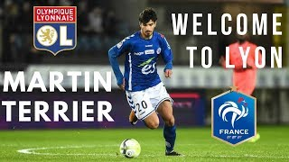 Martin Terrier ● Welcome to Lyon ● Best Skills and Goals