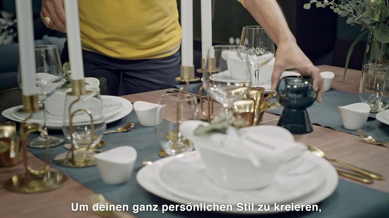 So Gelingt Dir Ganz Einfach Eine Beeindruckende Tischdeko