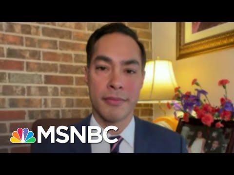 Castro: Biden Pushed Back On Republican Narrative Blaming His Policies For Surge At Border | MSNBC