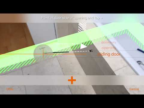 RoomScan Pro demo