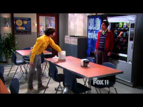 "Big Bang Theory ""Uber Geek"""