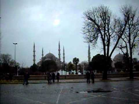 double mosque action in istanbul