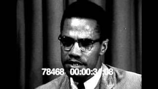 Malcolm X Asserts Self-Defense Strategy Against Ku Klux Klan