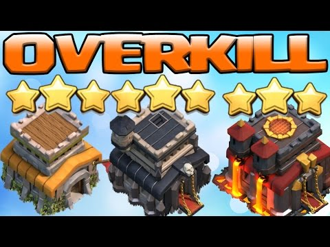 333 WAR WINS STRONGEST TH8, TH9, TH10 3 Star Attack Strategies On Show   WW#5   Clash of Clans