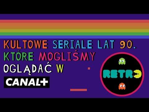 Kultowe seriale lat 90. które mogliśmy oglądać w Canal+ | 20-lecie  Canal+ w Polsce