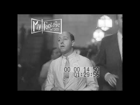 1937 Recession New York Stock Exchange