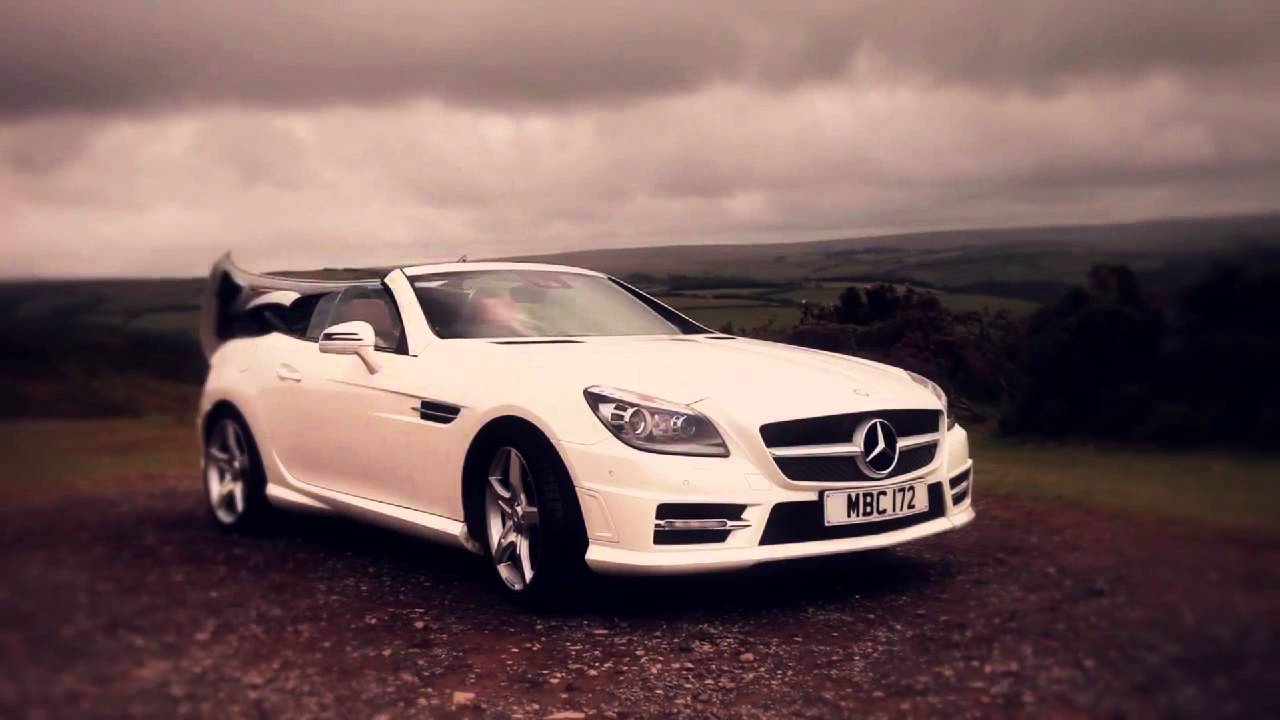 Mercedes benz 2012 slk promo hd trailer youtube