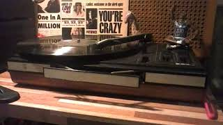 LP Guns n roses - GNR lies -  geffen records 1989