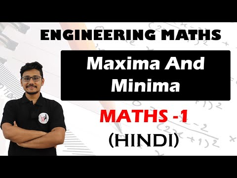 maxima-and-minima-|-engineering-maths-1-lectures-in-hindi