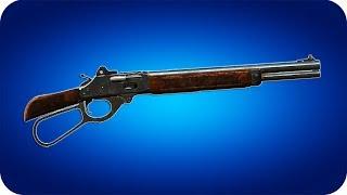 Fallout 4 - Уникальное оружие Старый друг