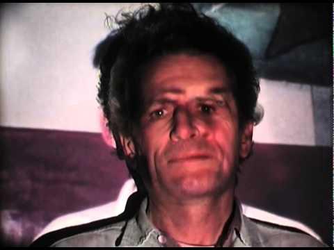 """Gérard Courant dans """"Cinématé avec Serge Merlin"""" (2001)"""