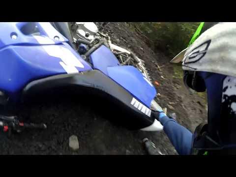 Enduro Będzin Yamaha yz 125, 2x dt 125R and Ktm 200