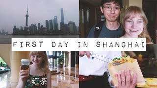travel vlog: Learning Chinese in Shanghai!